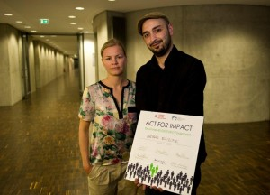 Act for Impact 2012