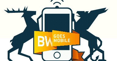 Wettbewerb BW GOES MOBILE